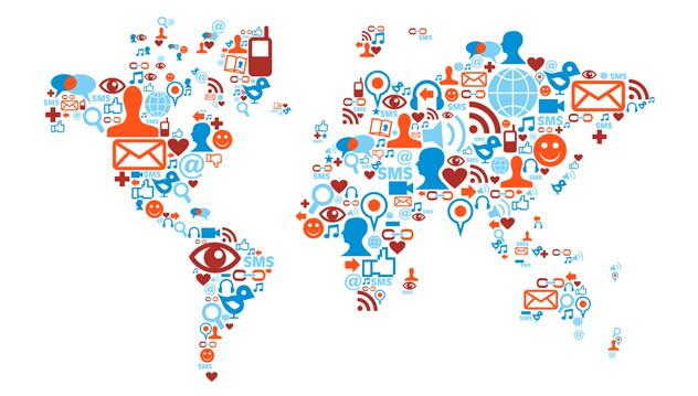Xarxes Socials Globals